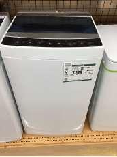5kgたて型洗濯乾燥機 HAIER