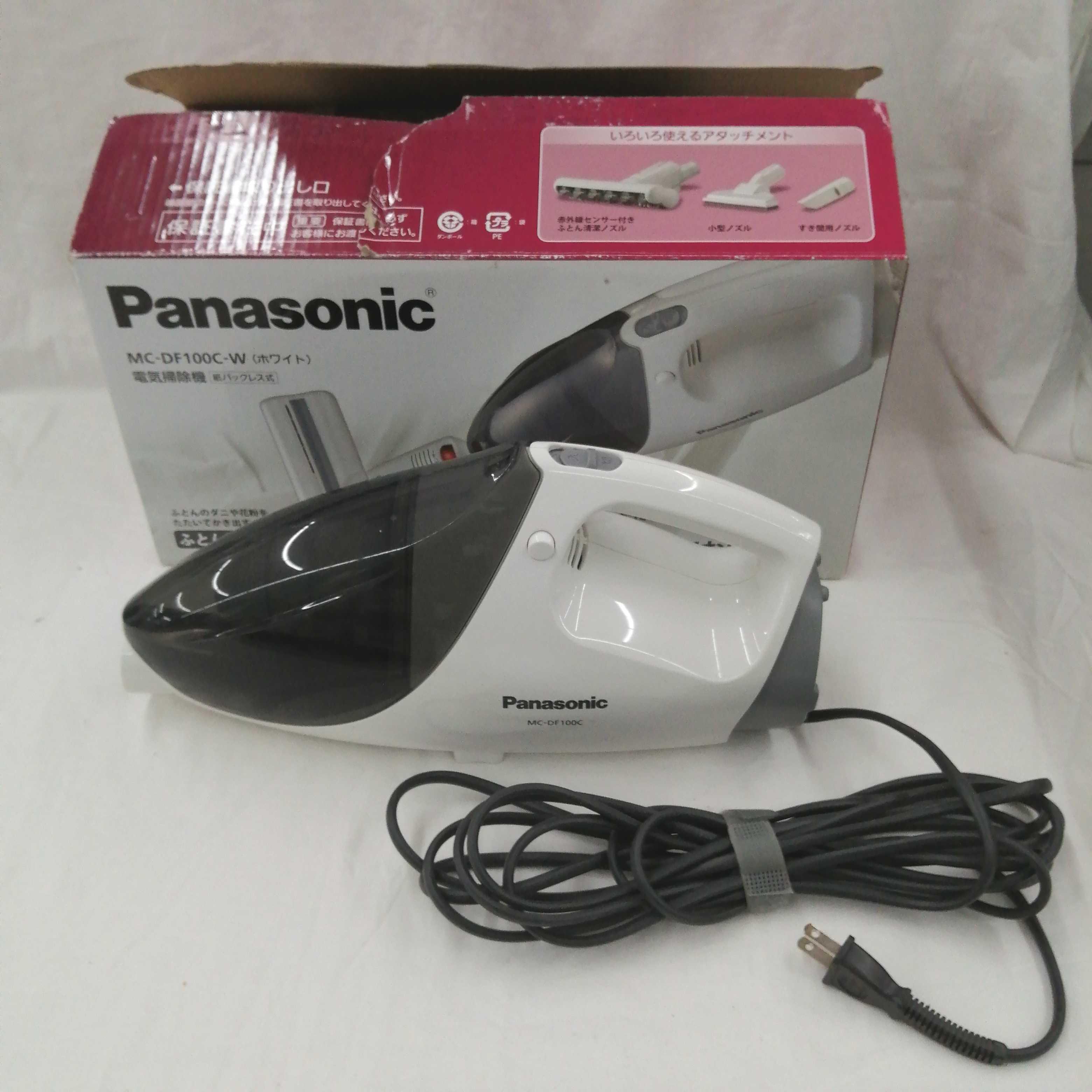 電気掃除機|PANASONIC