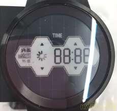 クォーツ・デジタル腕時計|SONY