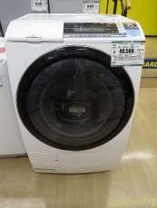 ドラム式洗濯乾燥機 10kg|HITACHI