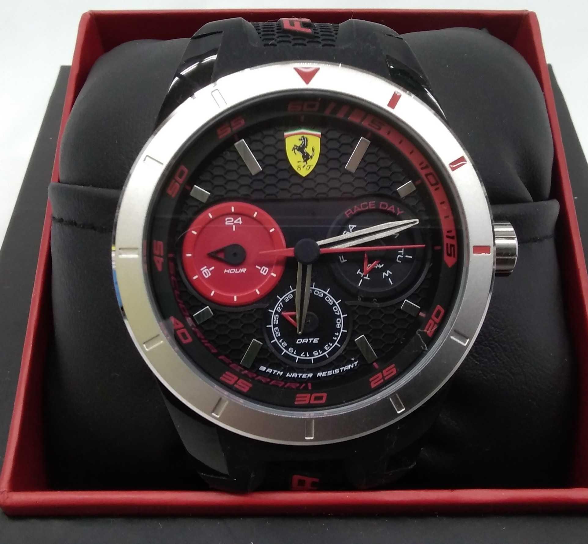 クォーツ腕時計|SCUDERIA FERRARI