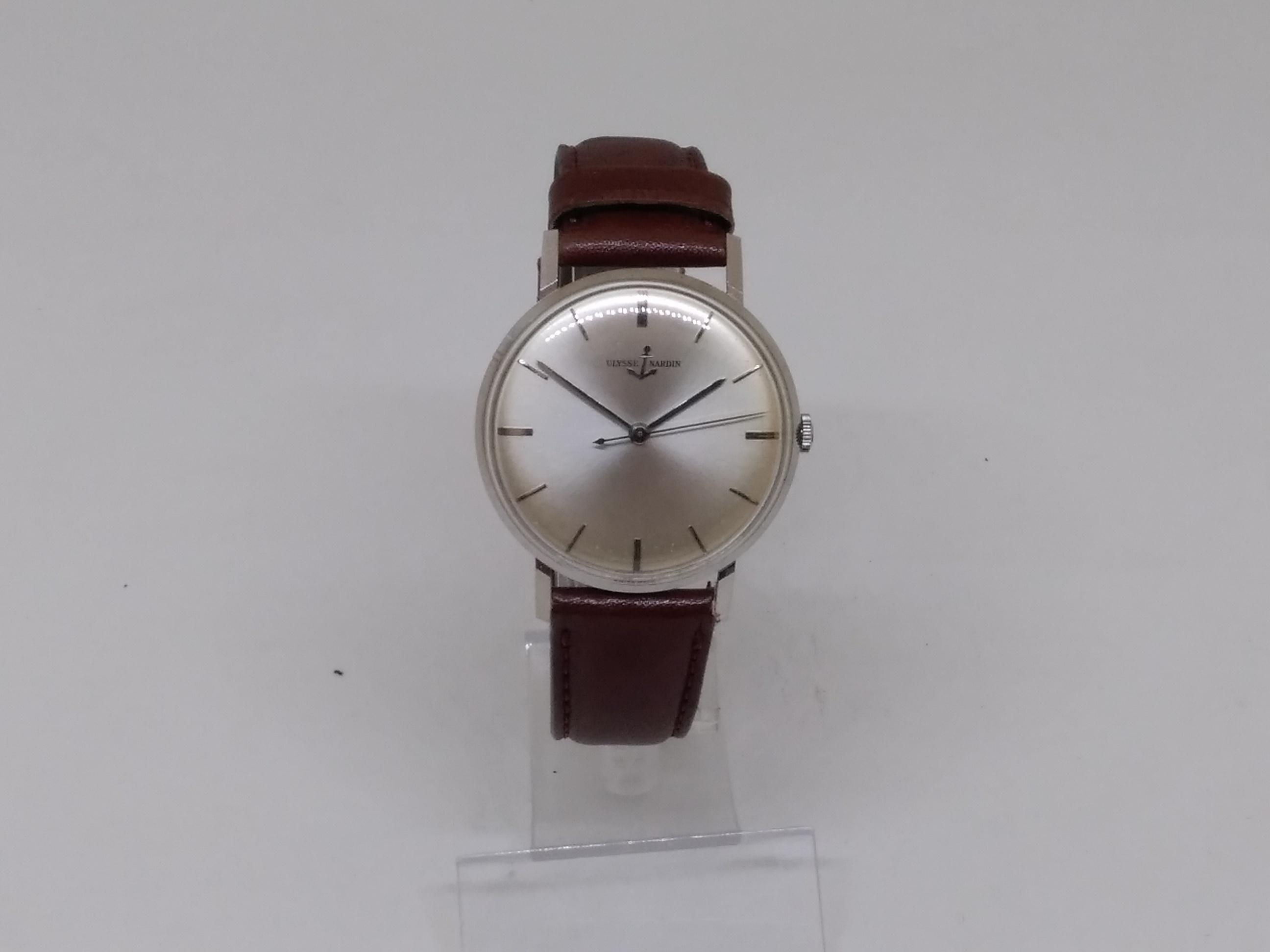 【アンティーク】手巻き腕時計|ULYSSE NARDIN