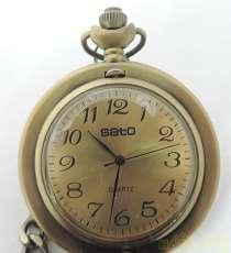 懐中時計|SATO
