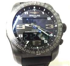 クォーツ・アナログ腕時計 BREITLING
