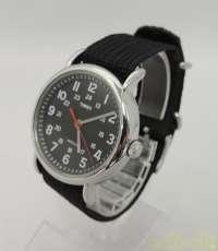 クォーツ腕時計(黒)|TIMEX