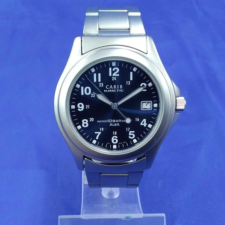 オートマチック 機械式腕時計 ALBA