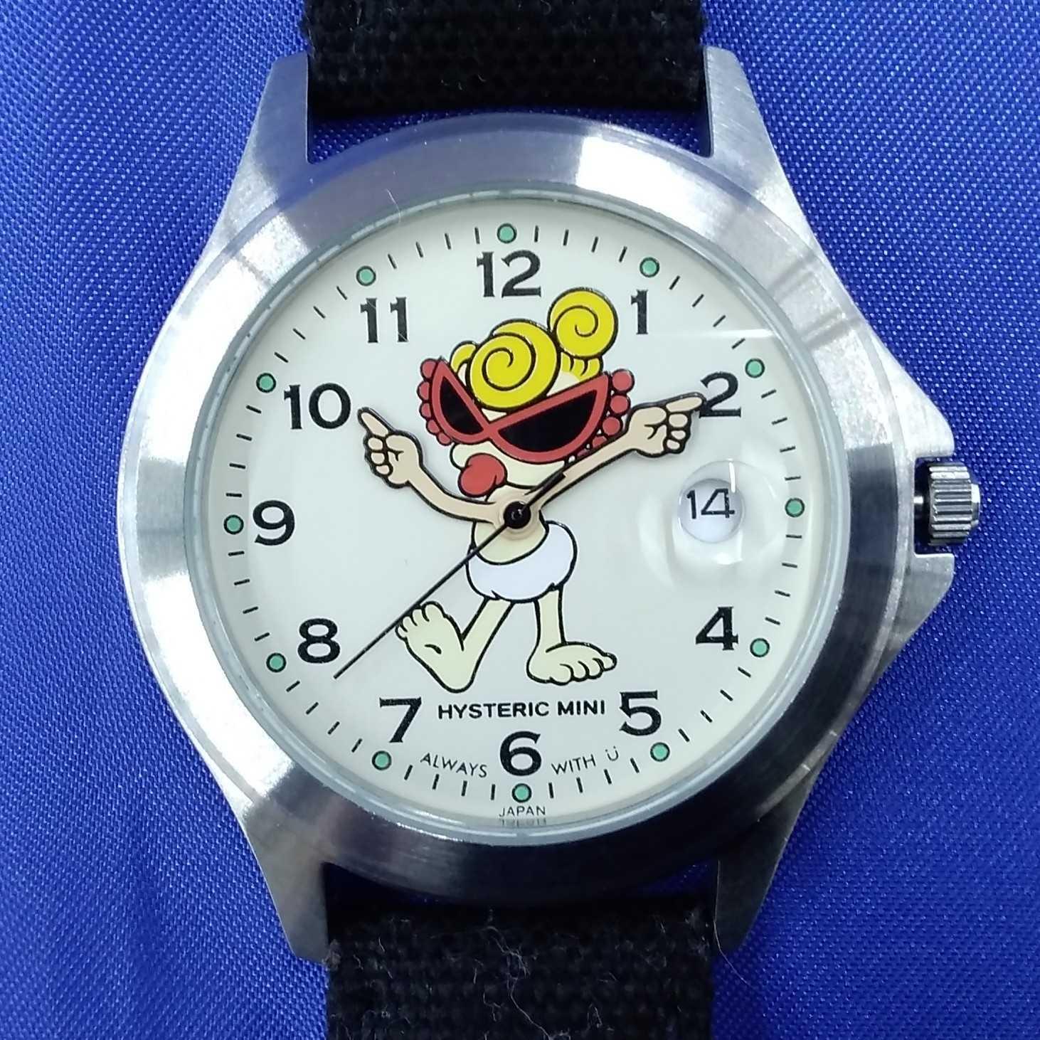 腕時計 HYSTERIC MINI