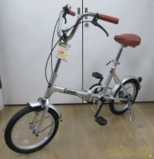 店頭受け渡しのみ 16インチ折畳自転車|オオトモ