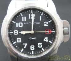 箱なし HAMILTON クォーツ・アナログ腕時計|HAMILTON