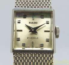 RADO アンティーク腕時計|RADO