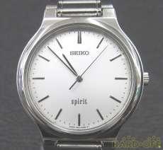 クォーツ・アナログ腕時計|SPRIT