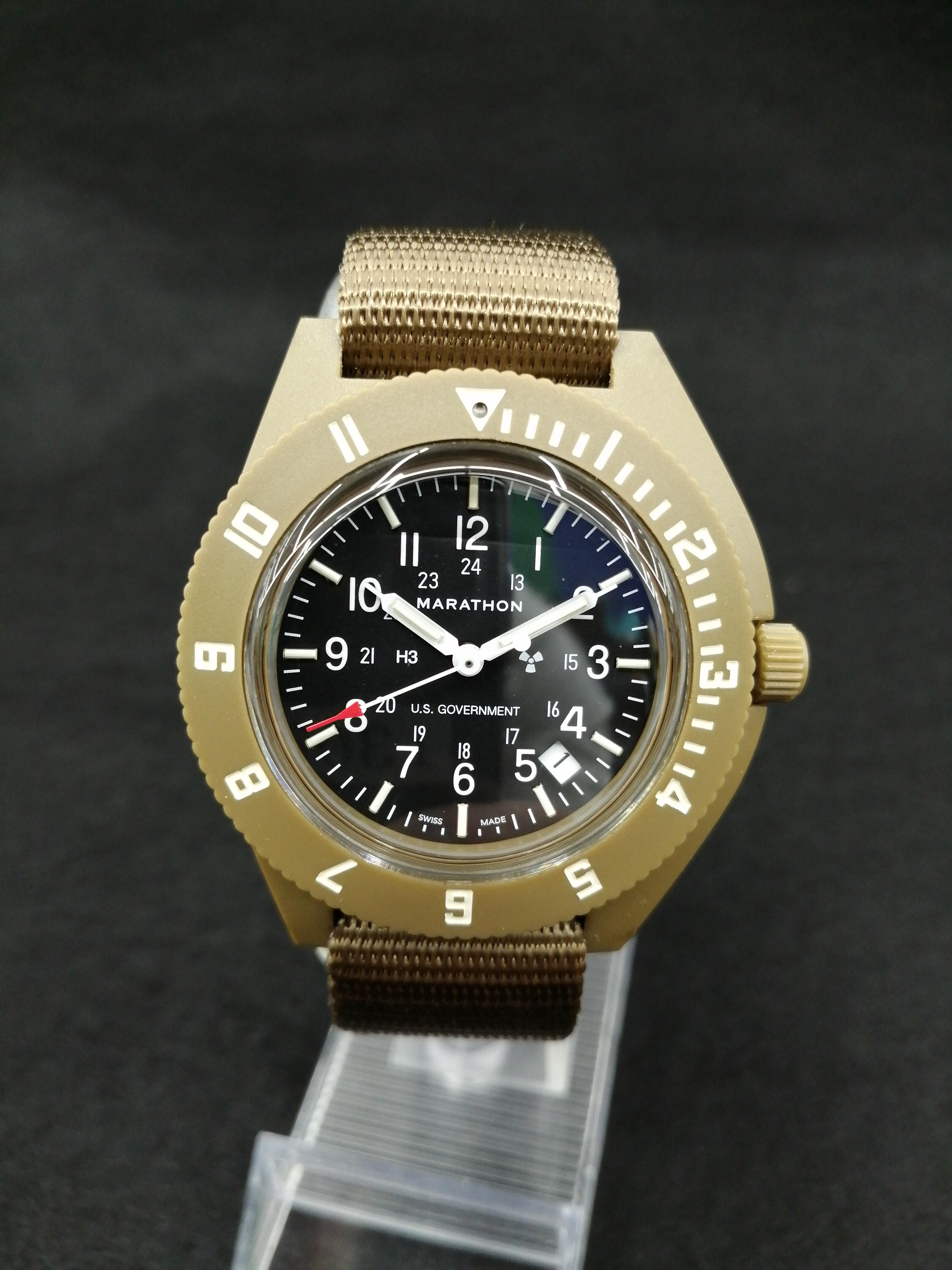 腕時計|MARATHON