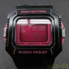 G-SHOCK(黒×ピンク) CASIO