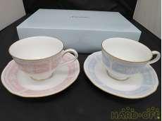 ティー・コーヒー碗皿ペアセット|Noritake