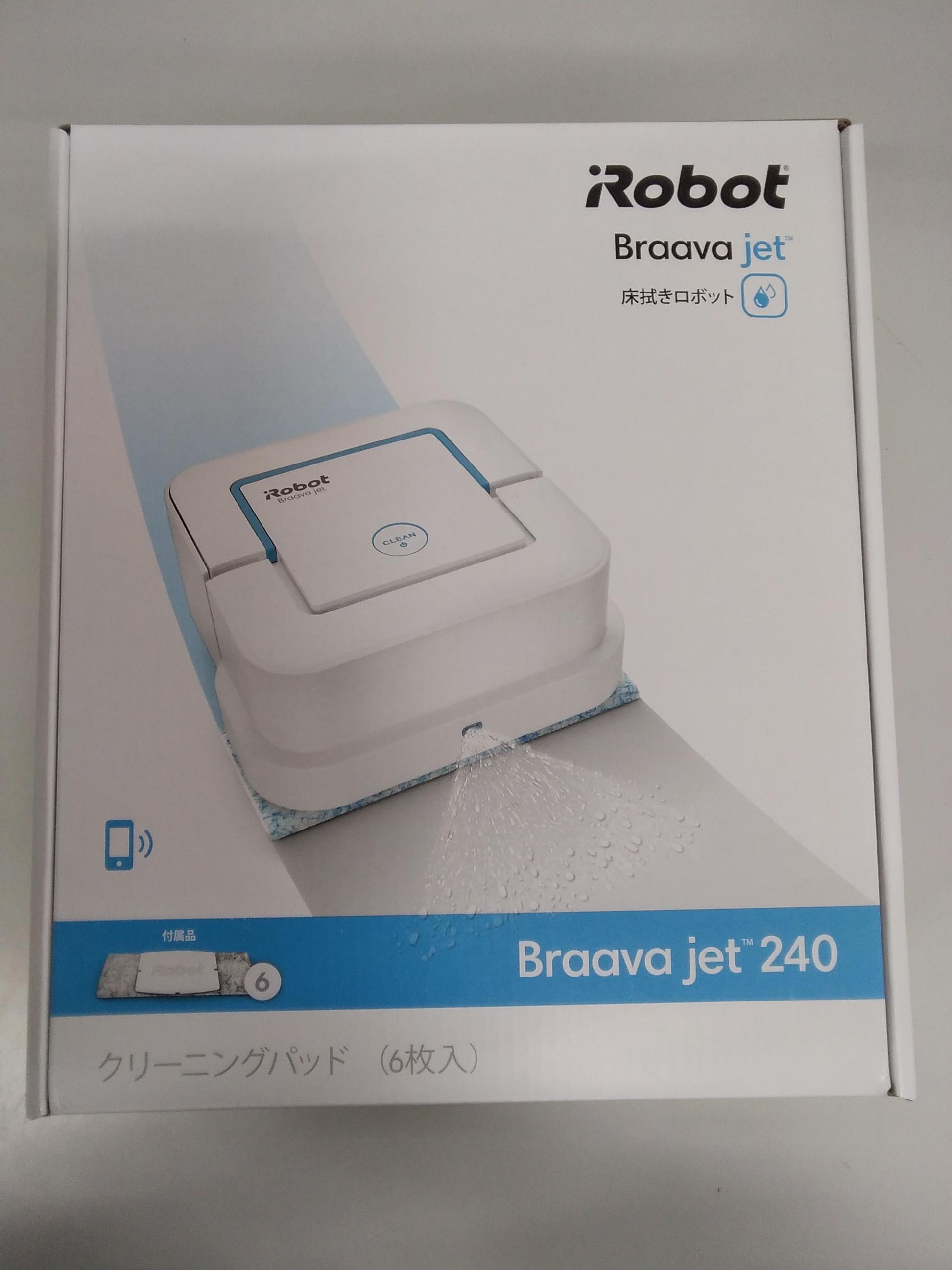 床拭きロボット|IROBOT