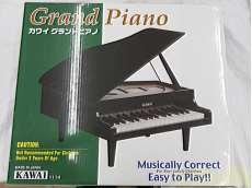 グランドピアノ(黒)|KAWAI