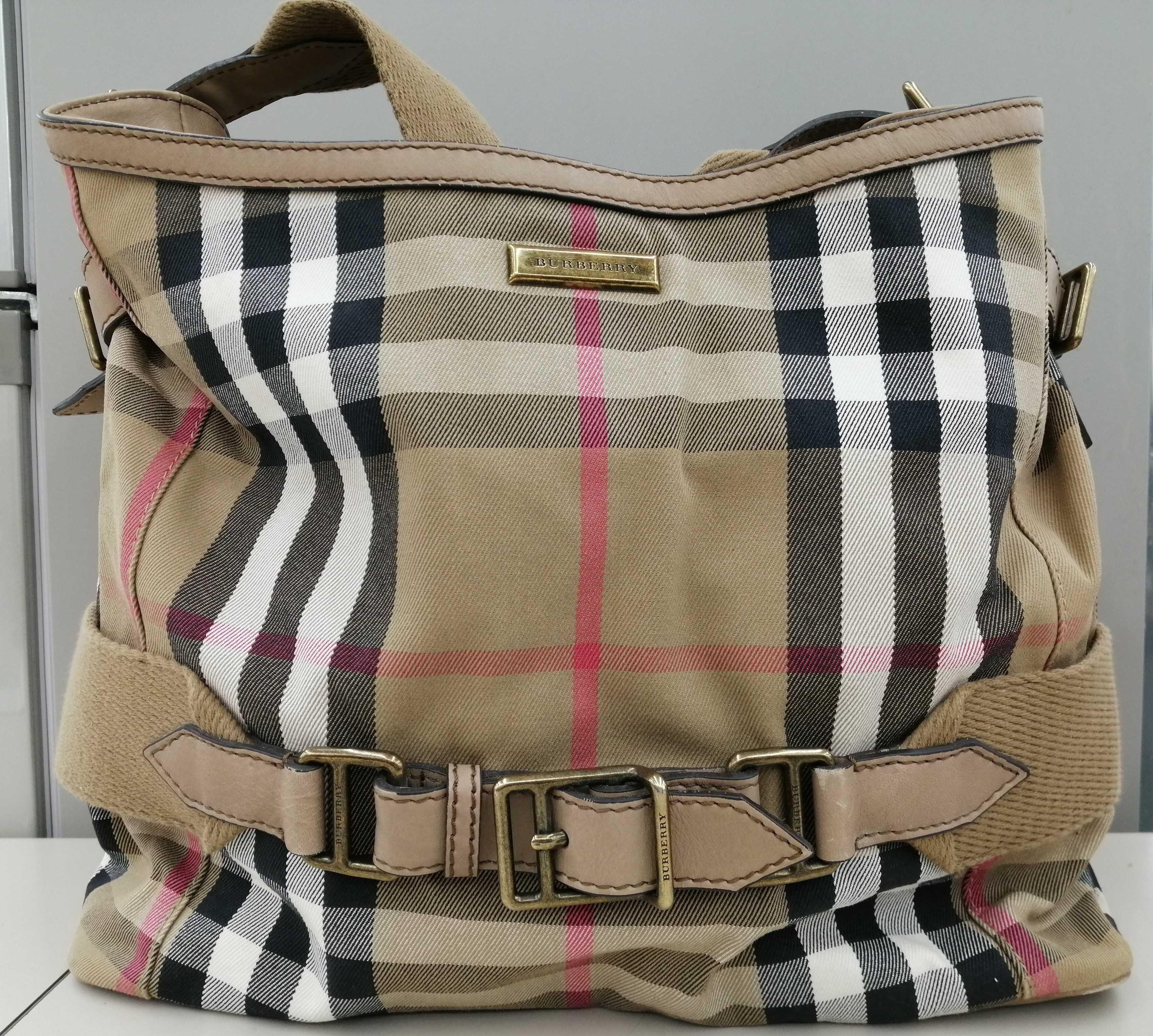 バーバリー ハンドバッグ|BURBERRY