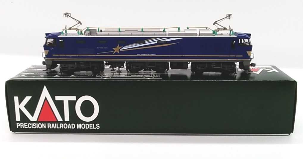 EF510 500 北斗星色|KATO