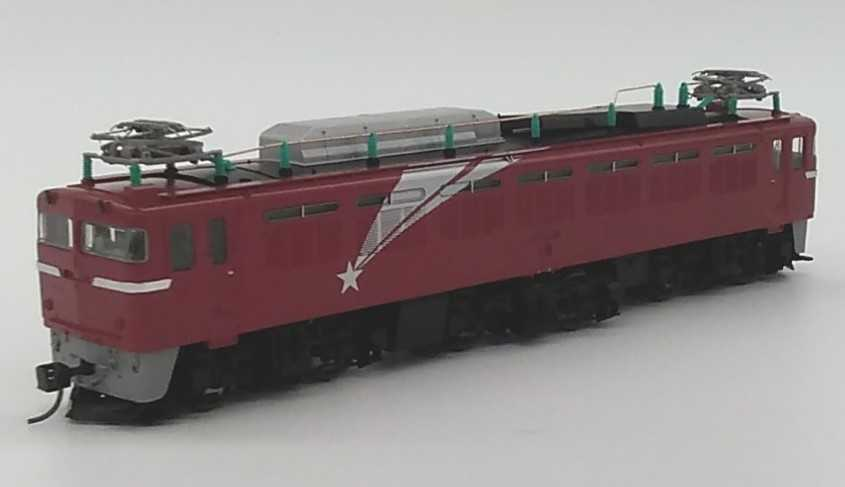 EF81形電気機関車(北斗星)|TOMIX