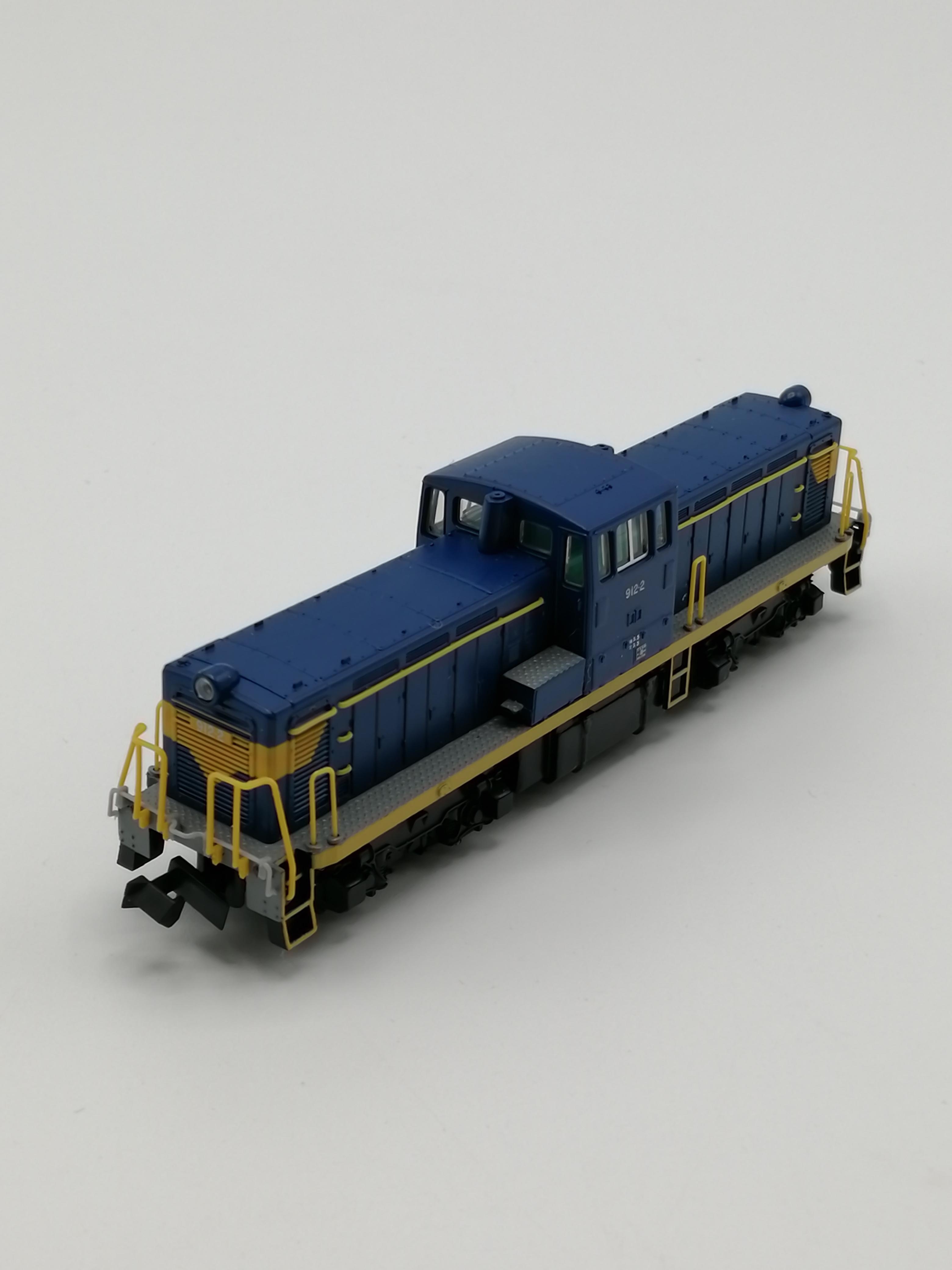 912-2新幹線用ディーゼル機関車|MICROACE