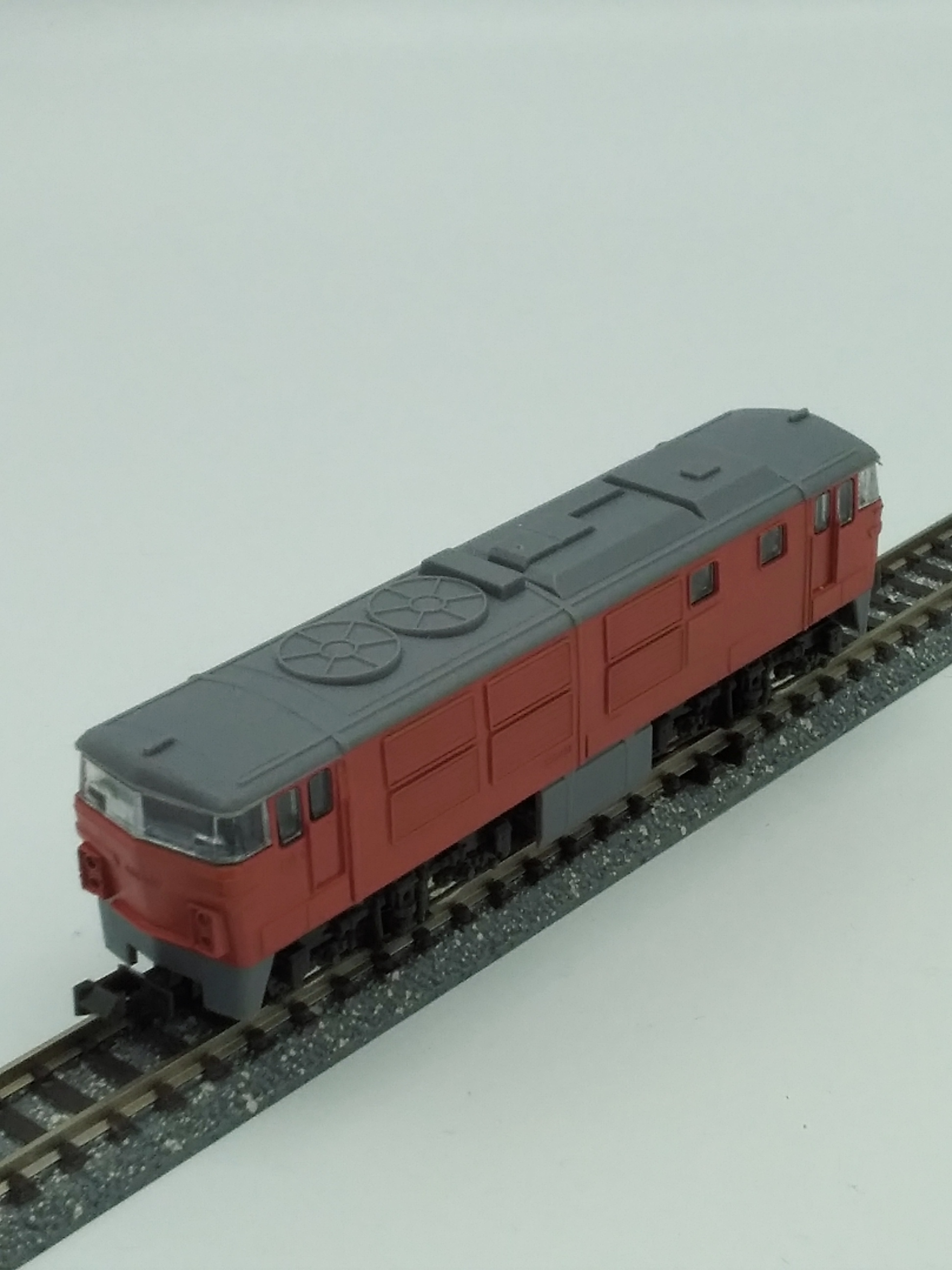 Nゲージ ディーゼル機関車|EIDAI