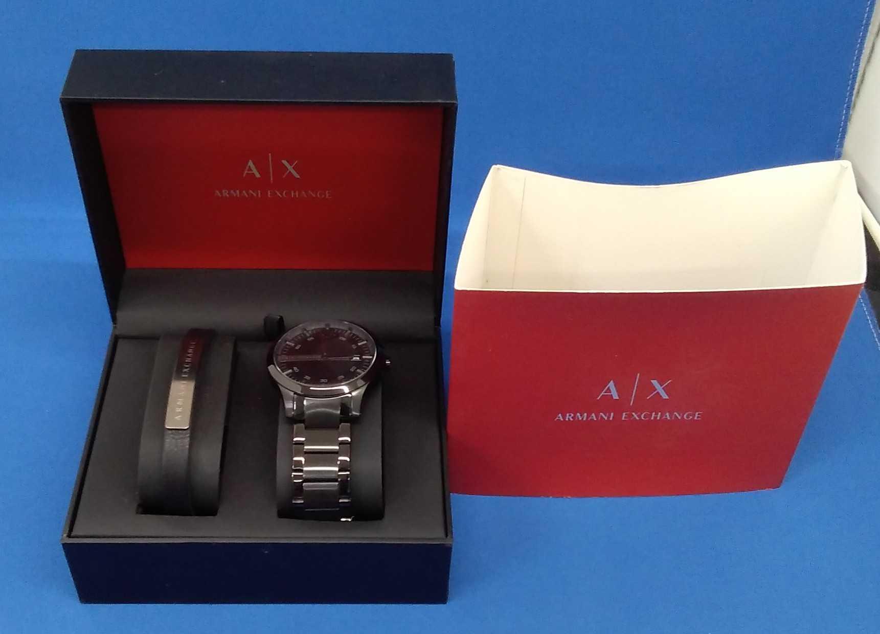 クォーツ・アナログ腕時計|アルマーニエクスチェンジ