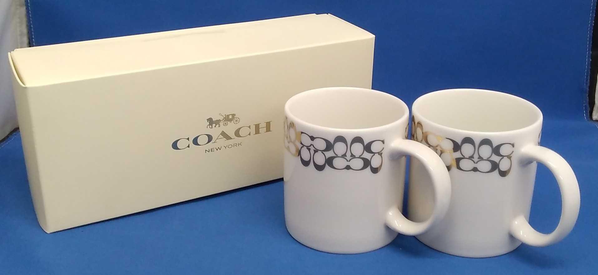 マグカップ|COACH