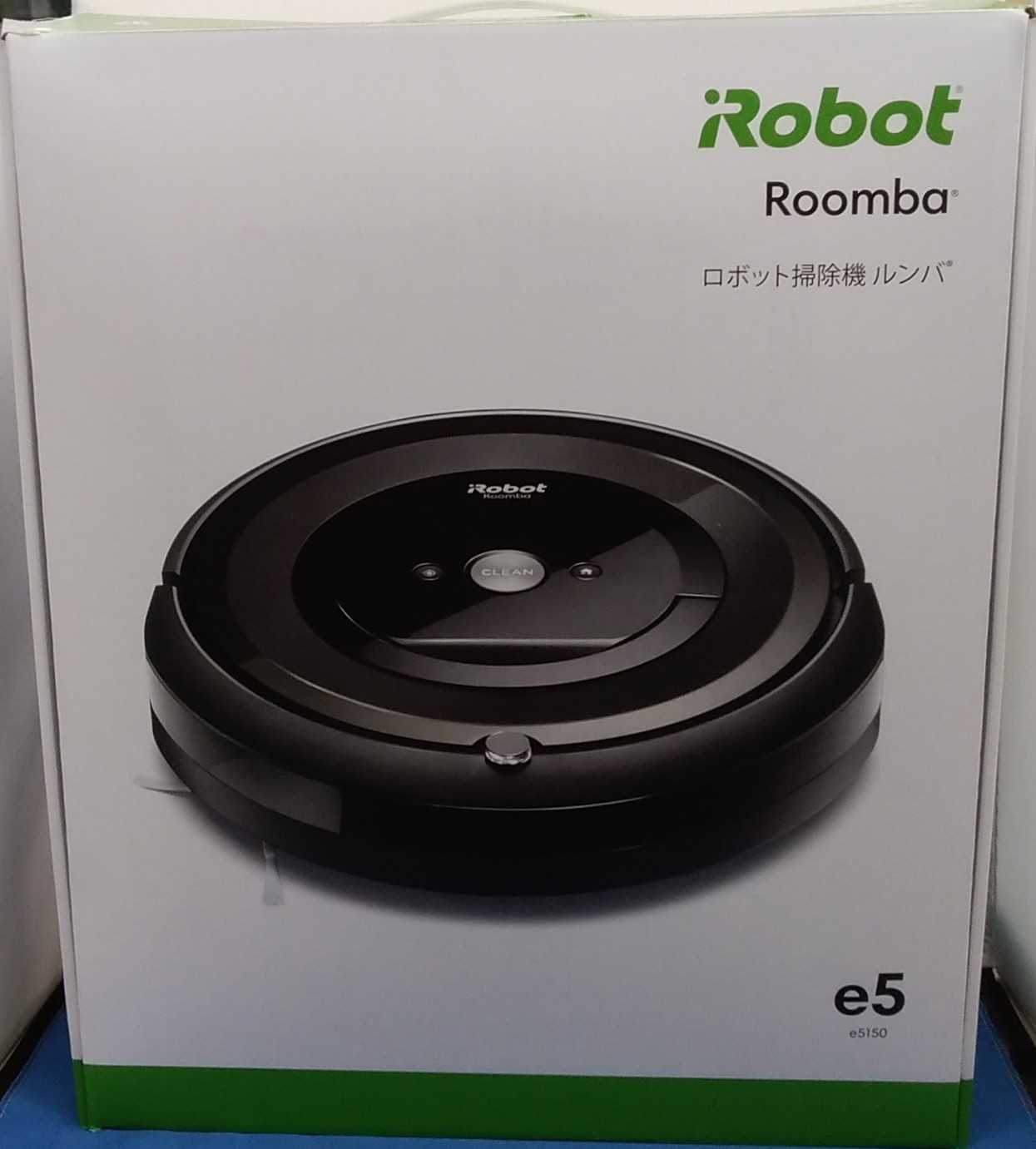 ロボット掃除機 E5150|IROBOT