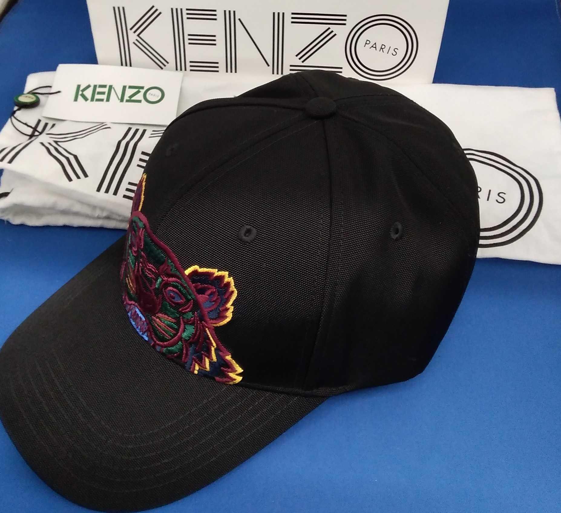 タイガー刺繍キャップ|KENZO