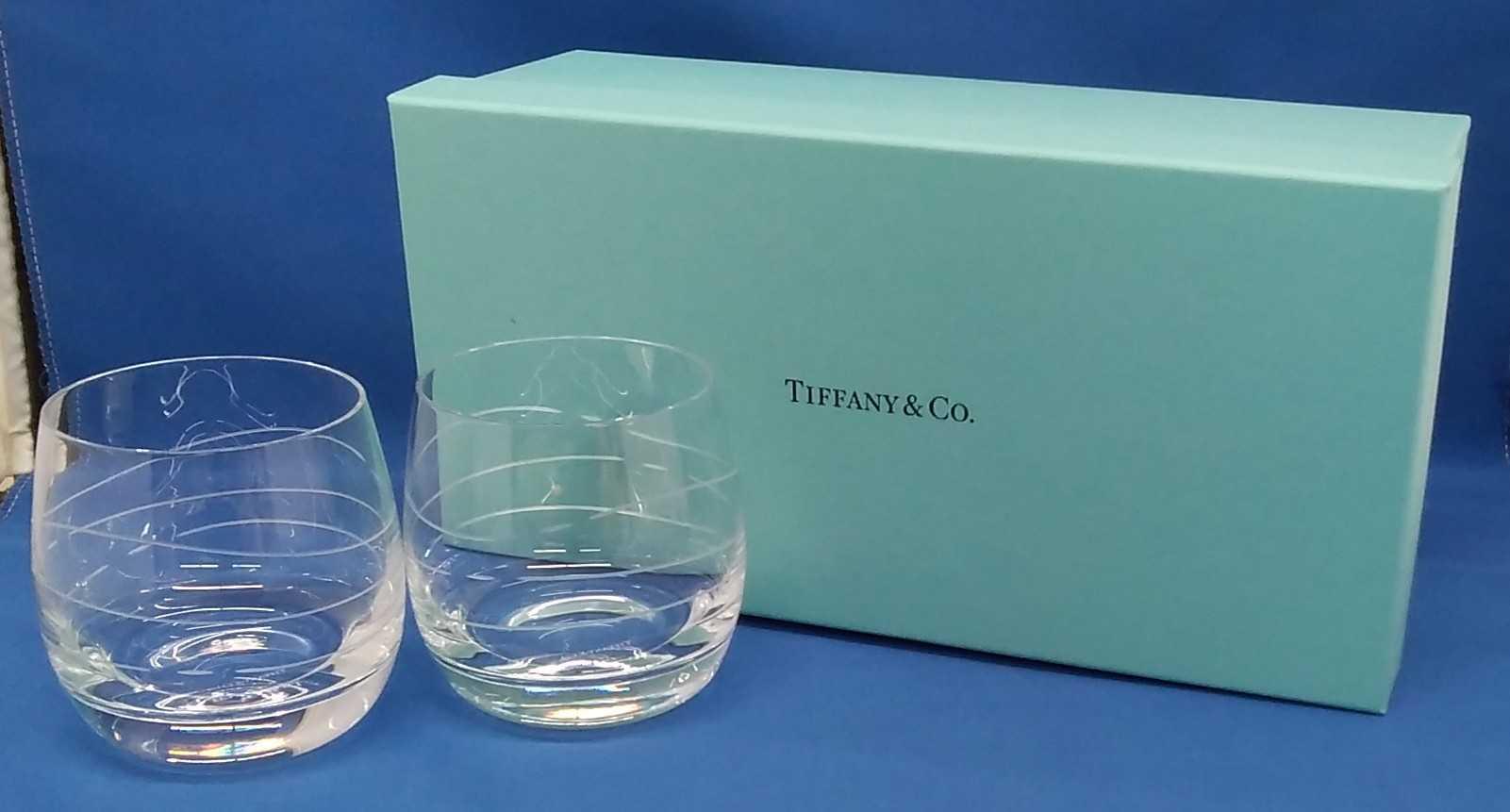 ペアグラス|TIFFANY&CO.