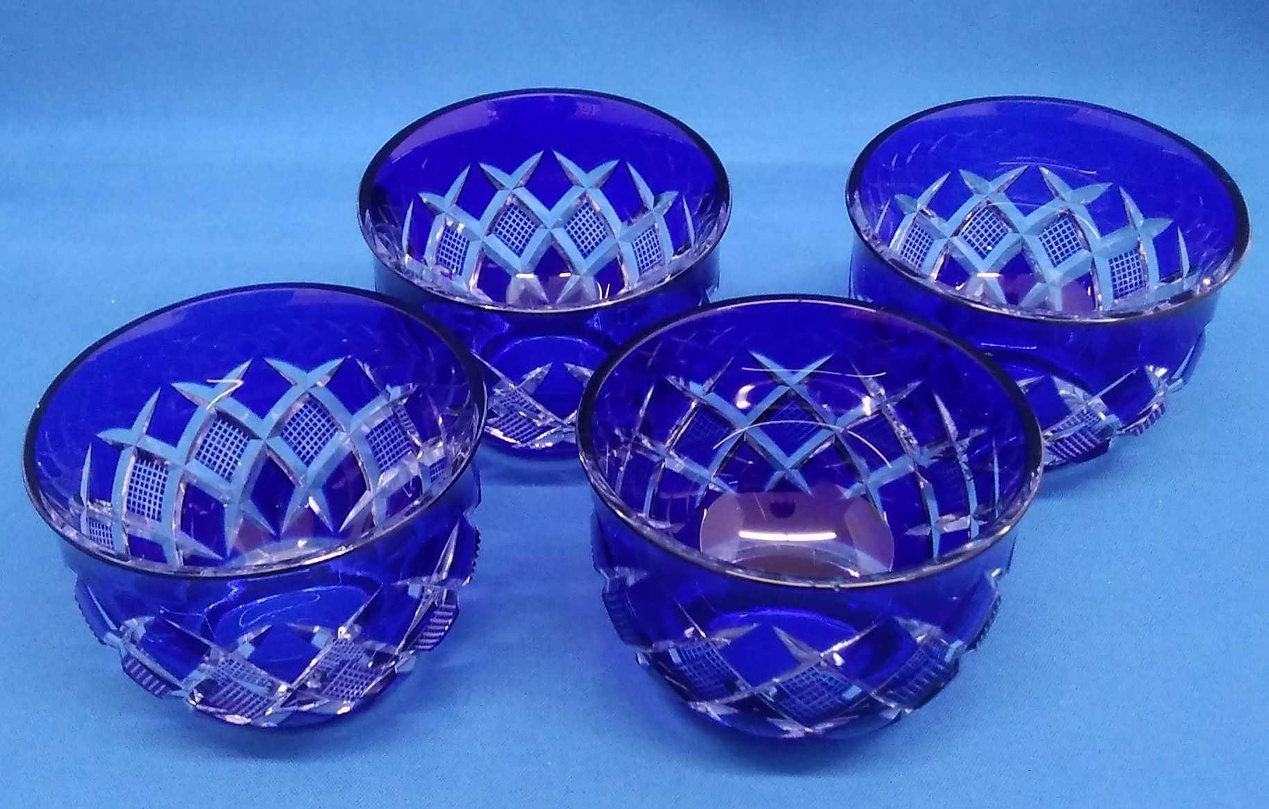 冷水グラス 4客セット|有田焼 切子
