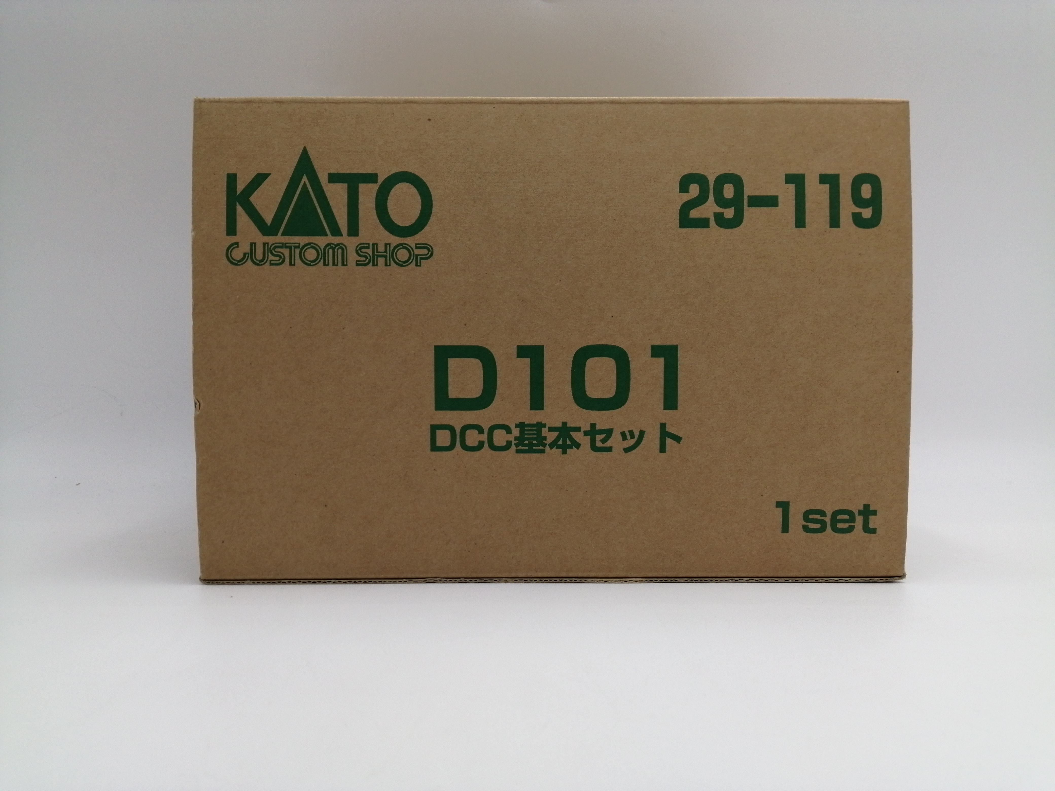 D101 DCC基本セット|KATO