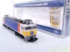 JR EF 81形電気機関車(寝台特急カシオペア)|TOMIX