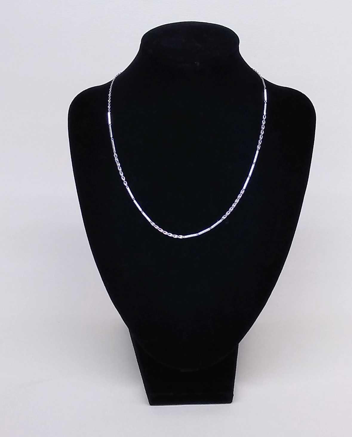 PT900ネックレス|宝石無しネックレス