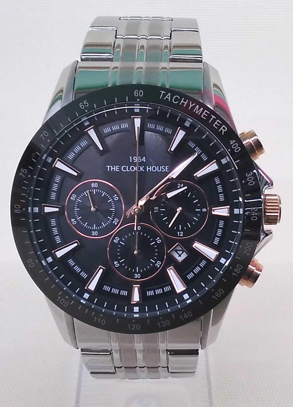 ソーラー腕時計|THE CLOCK HOUSE