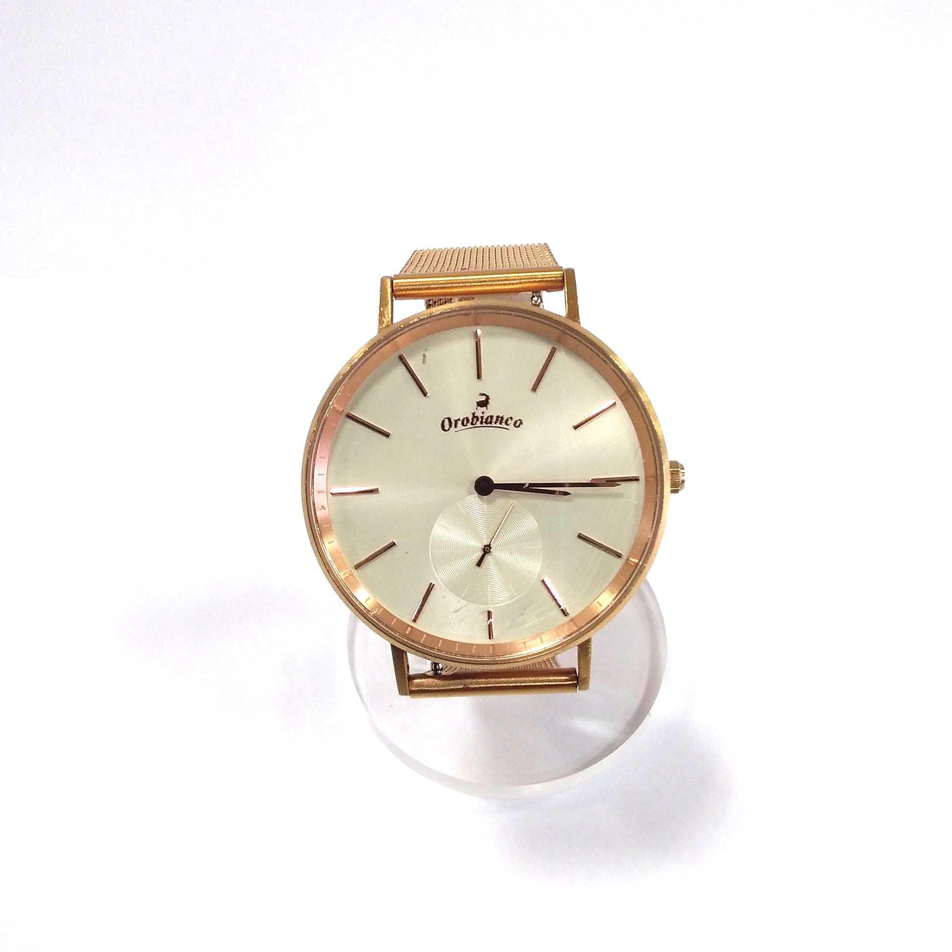 クオーツ腕時計|OROBIANCO