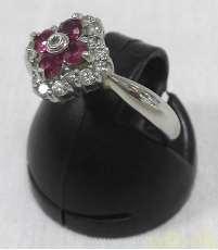 石付きリング|宝石付きリング