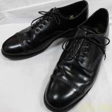 SANDERS MILITARY DERBY SHOES|VICTIM