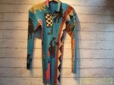 プリーツロングシャツ