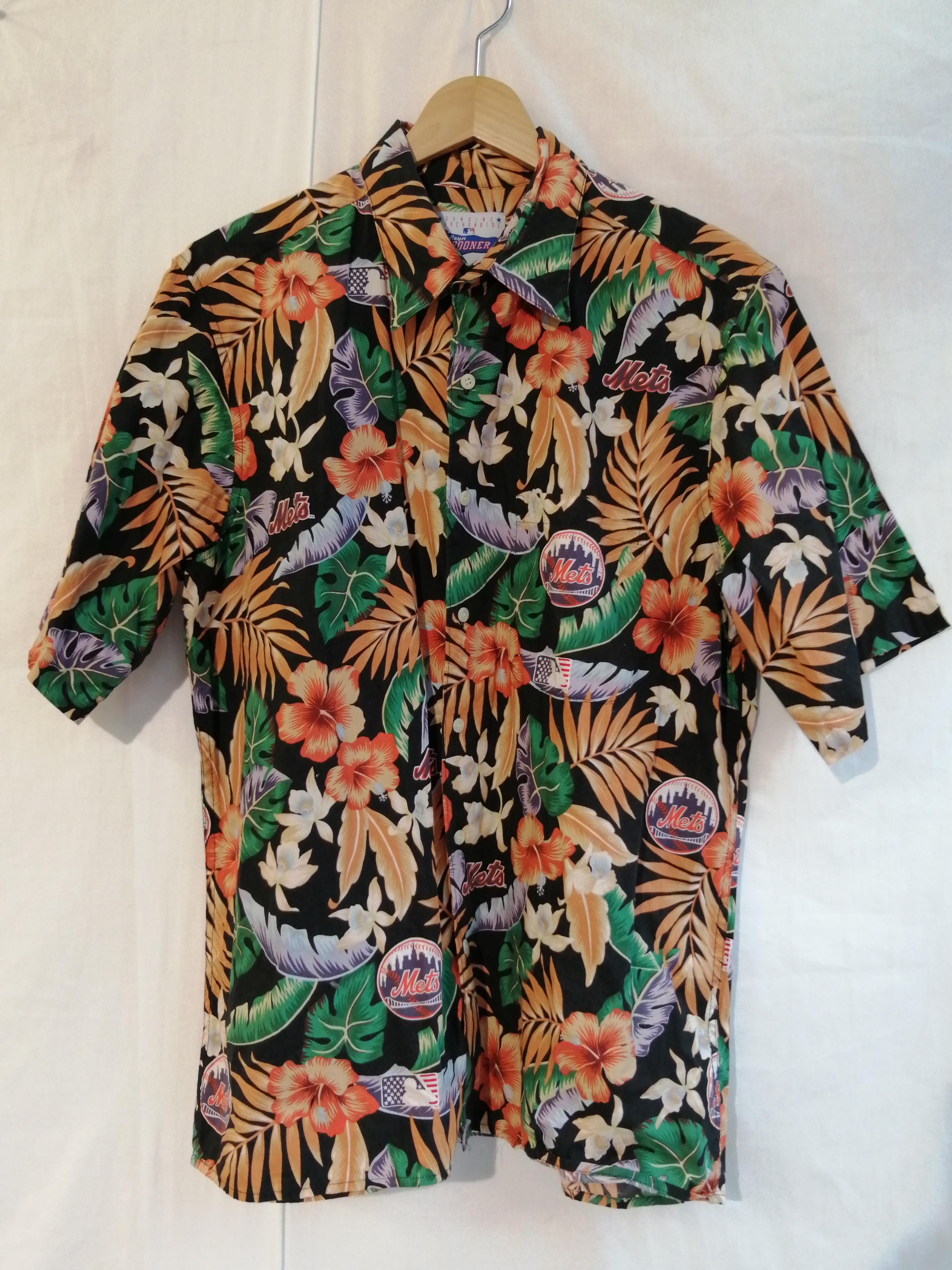 総柄SSシャツ|SPOONER