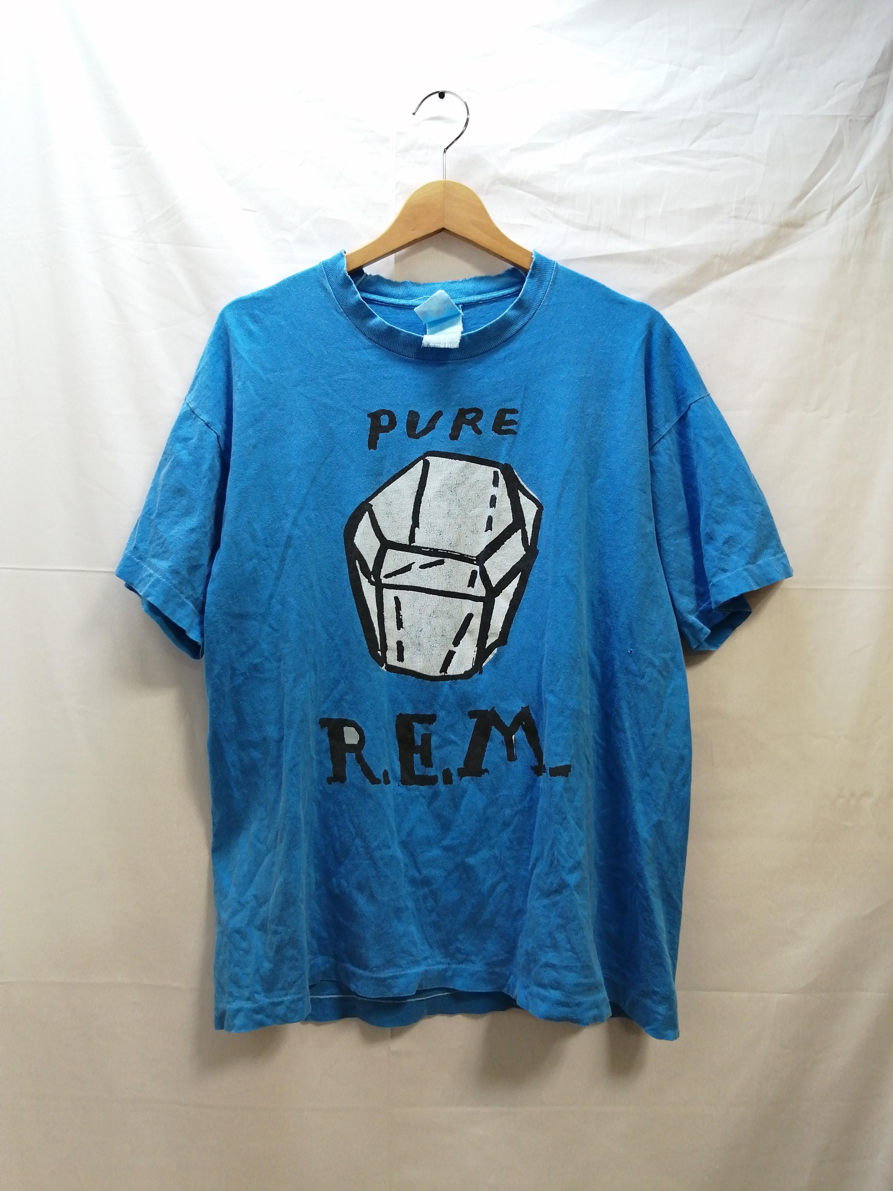 R.E.M 1995TOUR Tシャツ|FLUIT OF THE LOOM