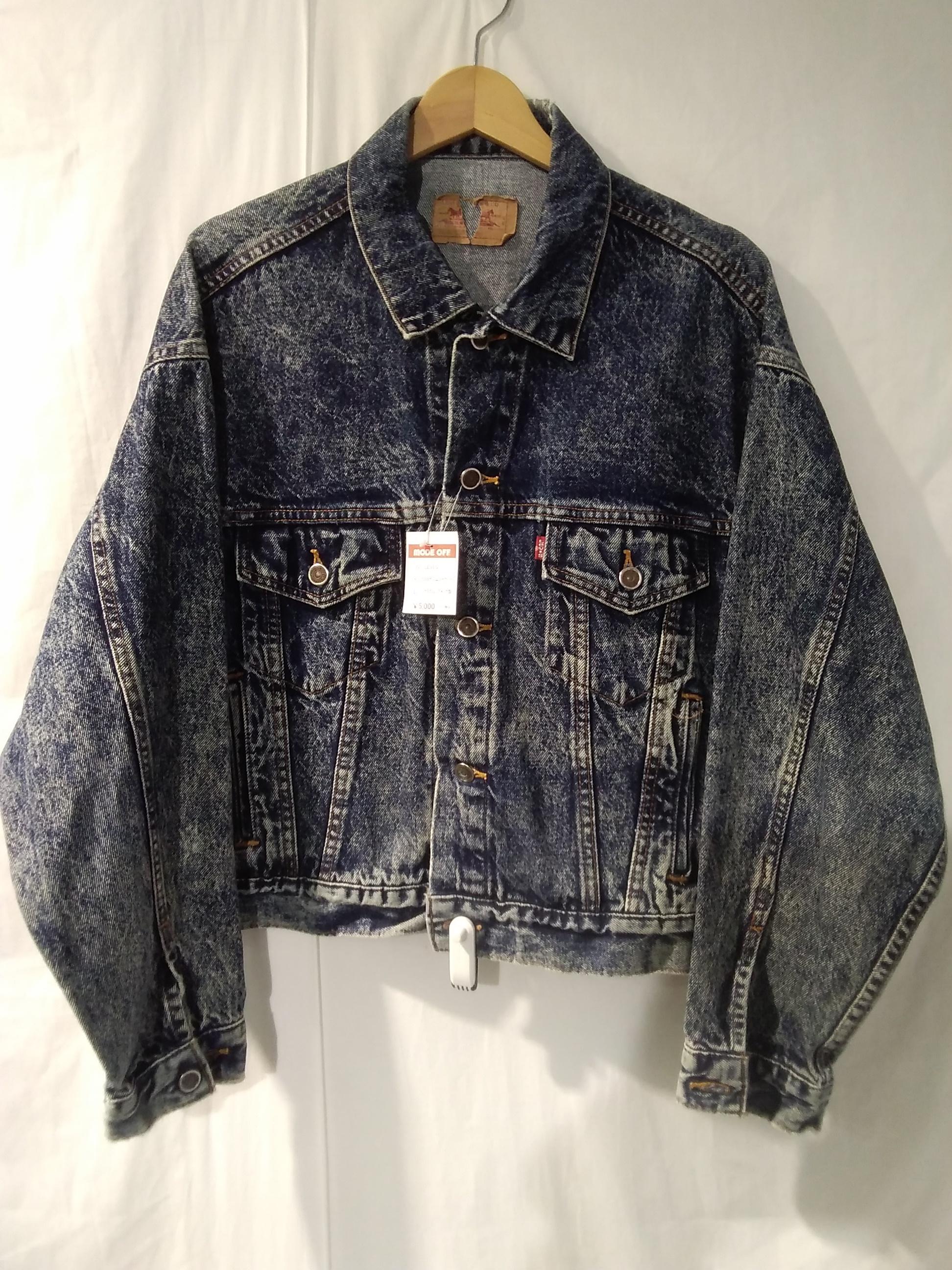 80'S 70508デニムジャケット|LEVI'S