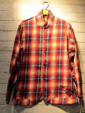 ネルシャツ|PHINGERIN