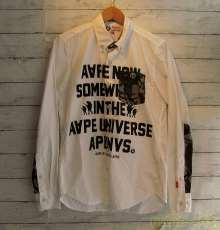 デザインシャツ|AAPE