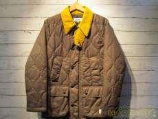 キルティングジャケット|SILAS