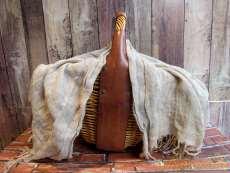ワンハンドル籐カゴバッグ|EBAGOS