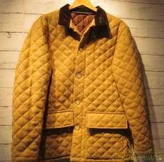 ウールキルティングジャケット MACKINTOSH