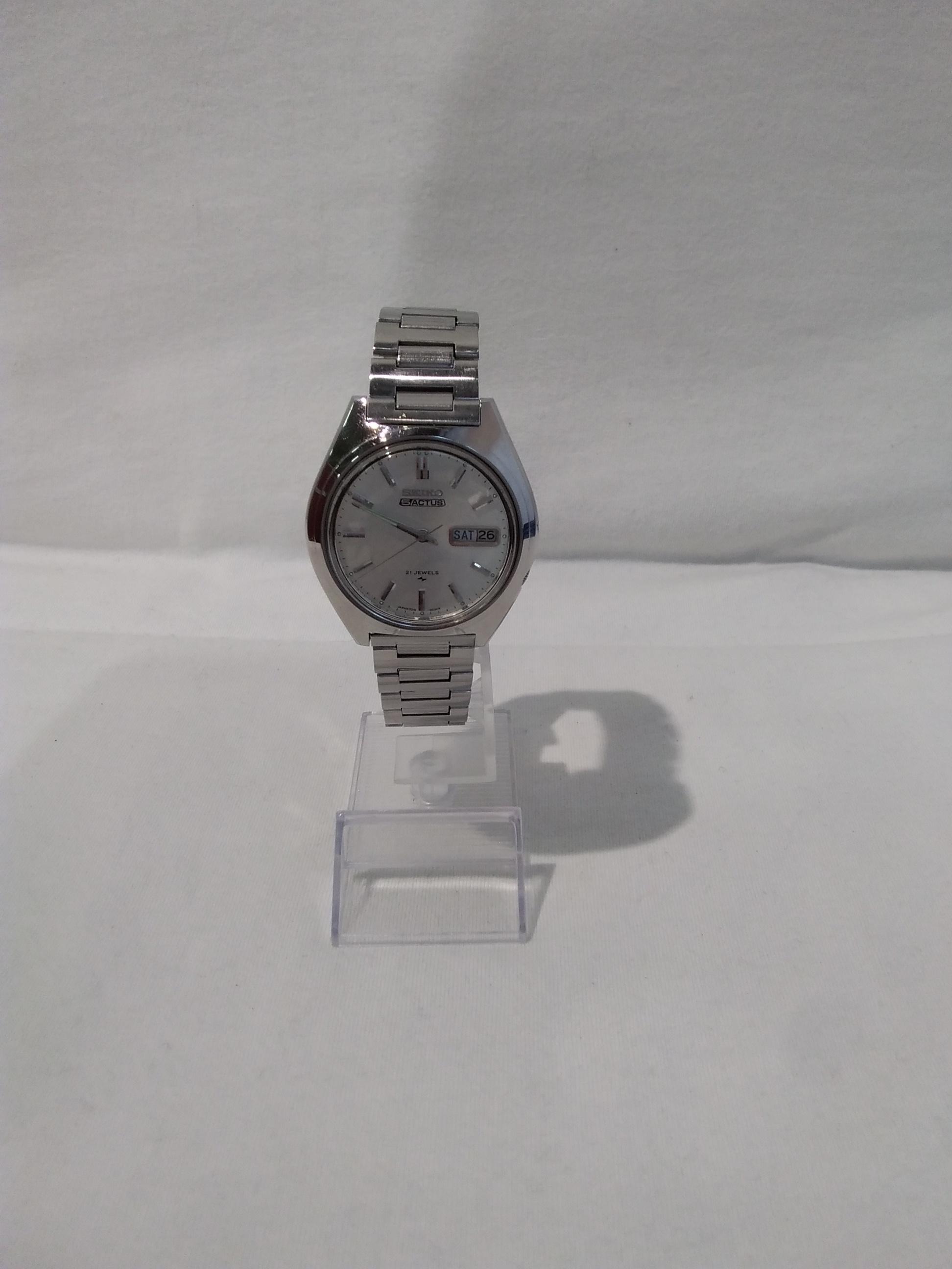 ACTUS 自動巻き腕時計|SEIKO