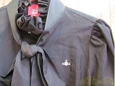 リボン付きフリル襟ブラウス|VIVIENNE WESTWOOD RED LABEL