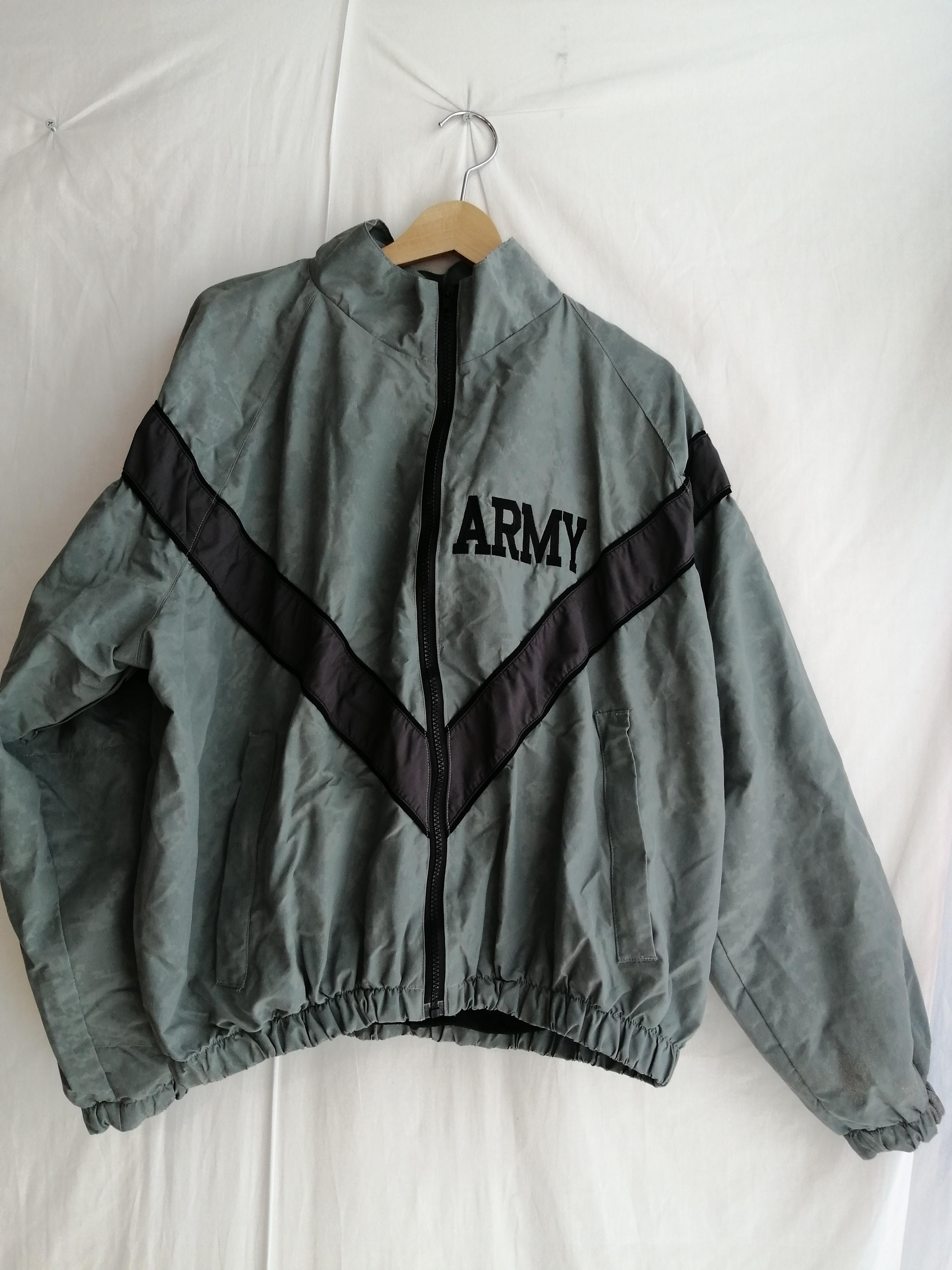 IPUFトレーニングジャケット|US.ARMY